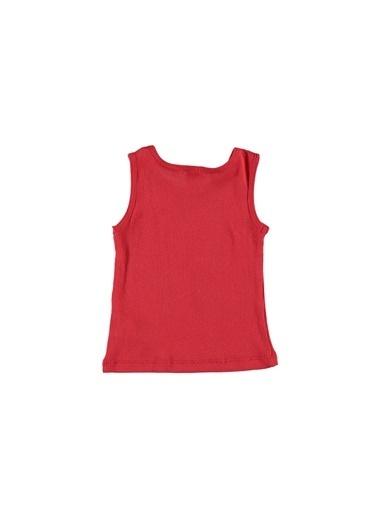 Koton Kids Koton Kırmızı İç Giyim Atlet Renkli